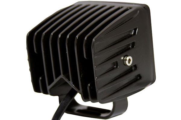 3in led light cube rear