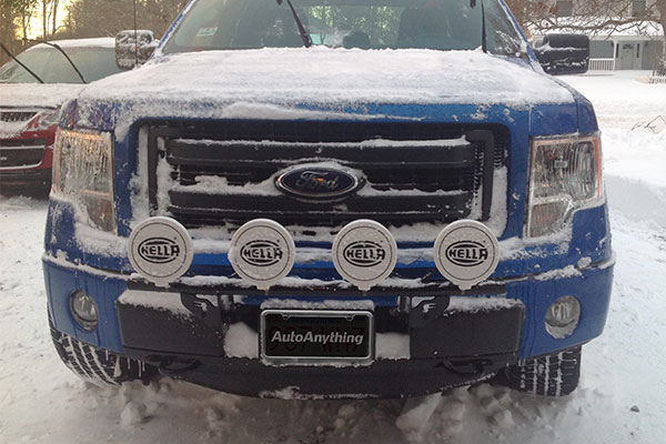 4998 smittybilt street light bar 2014 f150