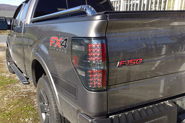 5222 spyder led taillights 2013 f150