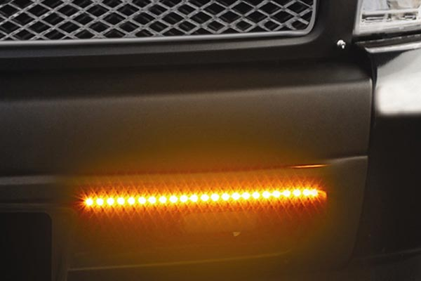 bully truck led kits amber