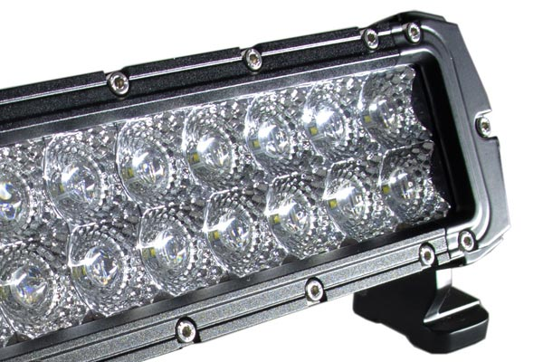 heavy duty cree led light bars detail