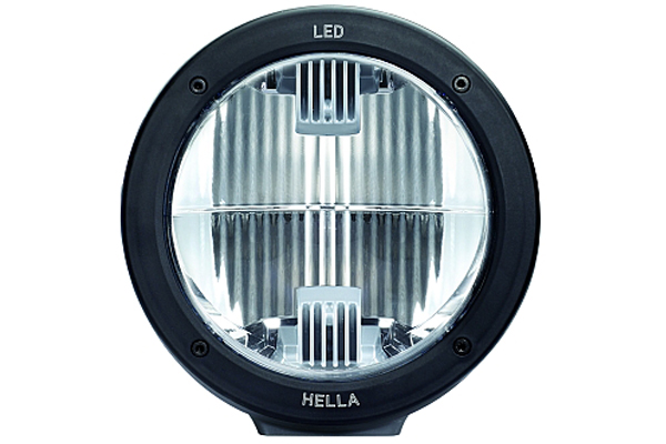hella rallye 4000 compact led light front