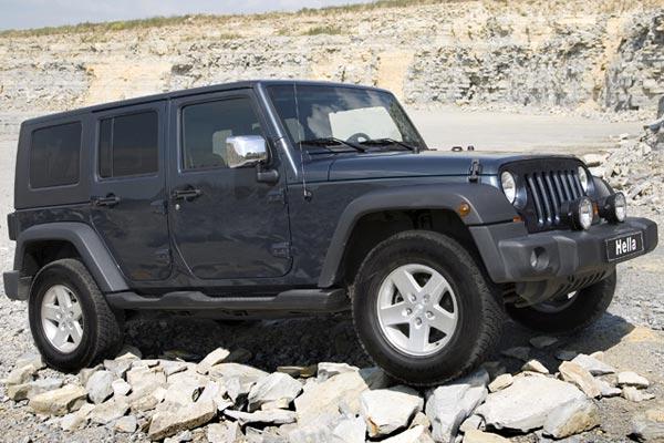 hella rallye 4000i jeep