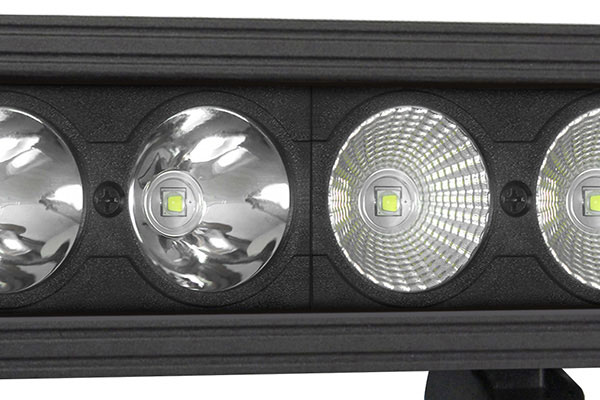 hella value fit design series led light bar detail