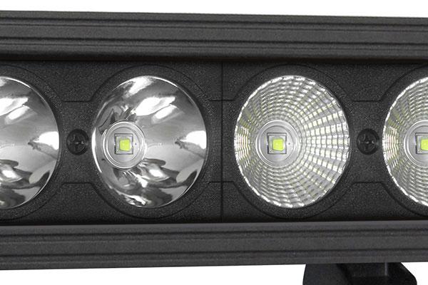 hella value fit design series led light bar detail