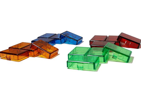 ici magnum rt step bar led light kit colors