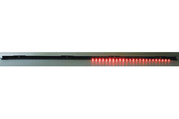 ipcw led tailgate light bar right turn signal