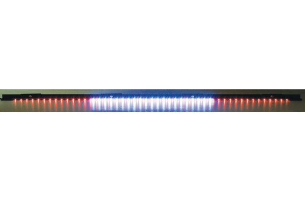 ipcw led tailgate light bar running reverse light