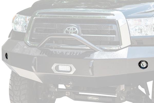iron cross hd jeep bumper led light kit tundra lifestyle