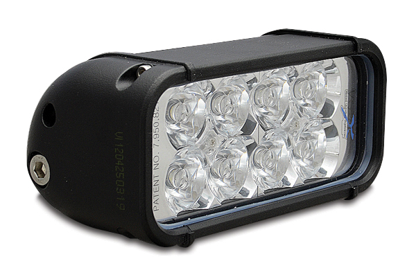 iron cross led light bars 6in bar
