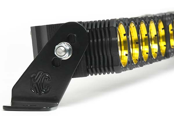 kc hilites flex led light kits detail