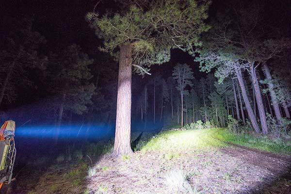 kc hilites flex pack led light system beam
