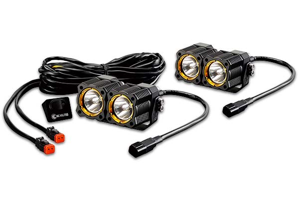 kc hilites flex pack led light system pack