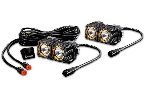 kc hilites flex pack led light system pack