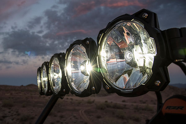 kc hilites gravity pro6 led light kits r4