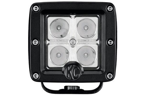 kc hilites c series led light cubes front