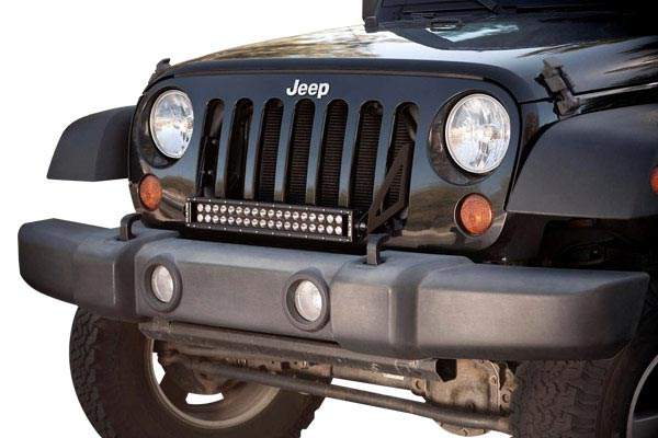 kc hilites c series led light kits jeep bumper mount