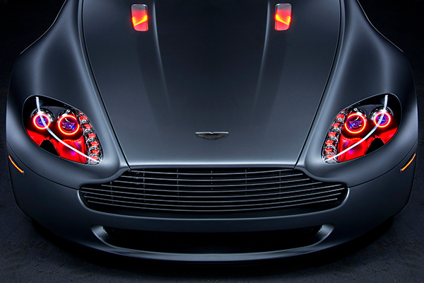 oracle headlight halo kits aston v8 vantage lifestyle
