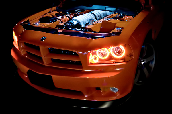 oracle headlight halo kits charger lifestyle