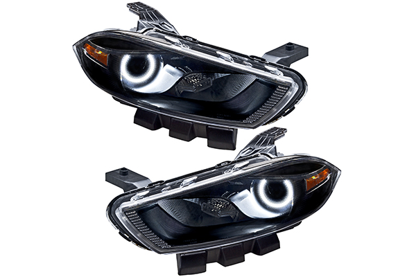oracle headlight halo kits mustang headlights