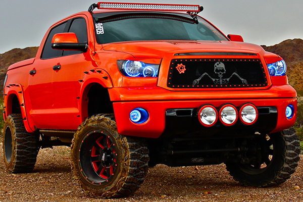 oracle headlight halo kits tundra lifestyle