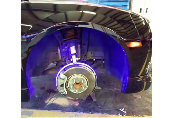 oracle illuminated led wheel rings wheel well
