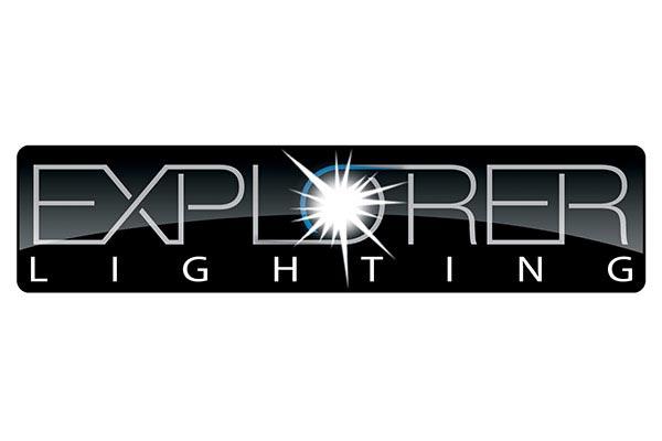 pro comp explorer hid lights logo