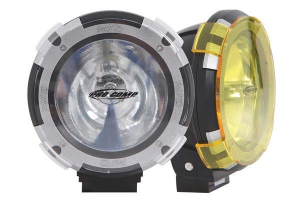 pro comp explorer hid lights multiple sizes