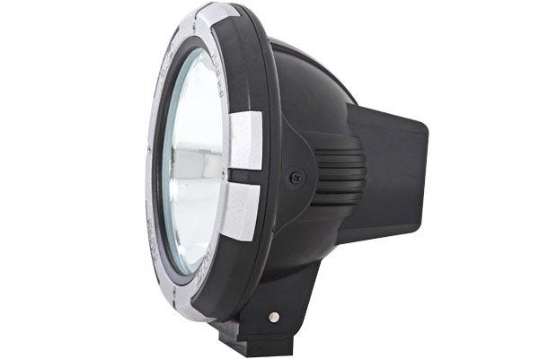 pro comp explorer hid lights side profile