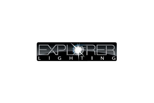 pro comp explorer led light bars logo