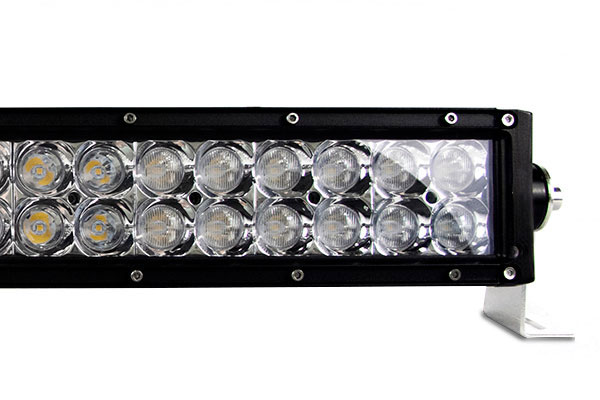 proz economy double row led light bar detail