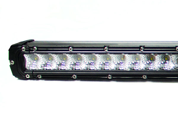 proz stealth led light bar kit close up