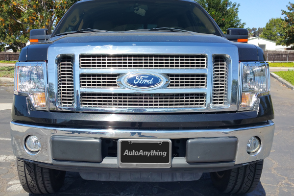 proz chrome led headlight bezels f150 lifestyle