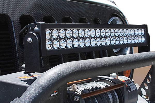 proz front bumper light bracket installed