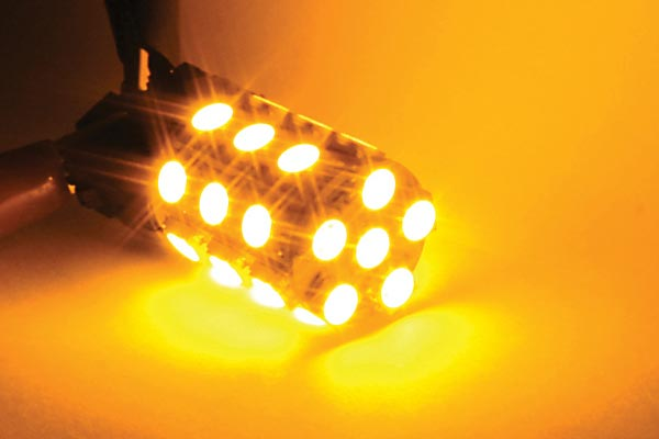 putco led bulbs amber