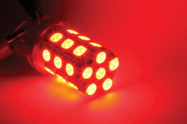 putco led bulbs red