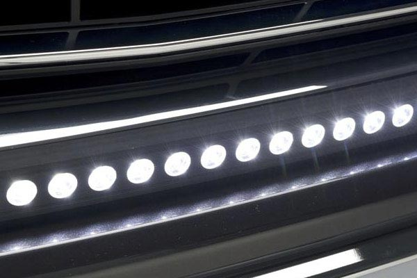 putco luminix led light bars lit