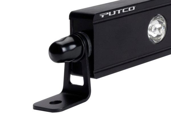 putco luminix led light bars mount
