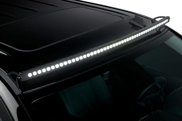 putco luminix led light bars roof mount