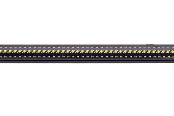putco switchblade led tailgate light bar detail