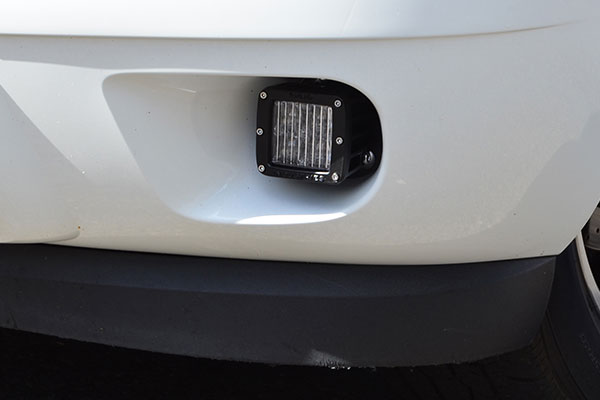 rigid led fog light kit suburban