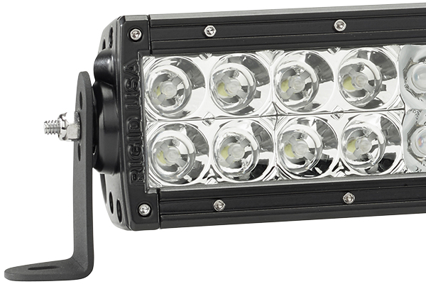 rigid industries amber and white dual function led light bars comparision animation detail