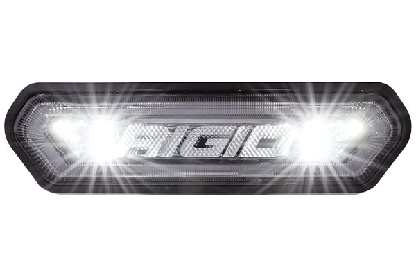 rigid industries chase rear facing led light bright