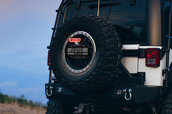 rigid industries chase rear facing led light lifestyle