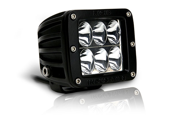 rigid industries d2 high low led lights driving
