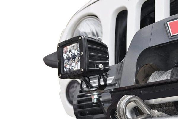 rigid industries d2 series led lights bumper