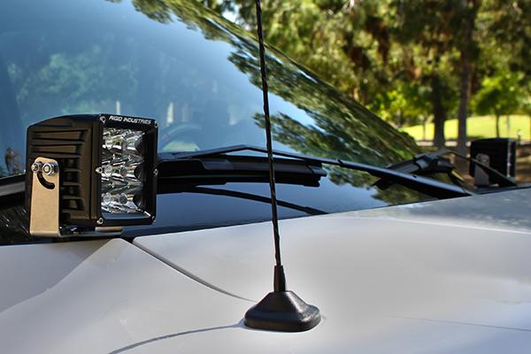rigid industries d2 xl led lights f150 raptor installed