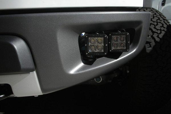 rigid industries dually hd series led lights front view