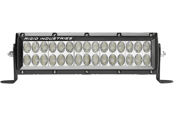 rigid industries e mark certified e2 series led light bars front
