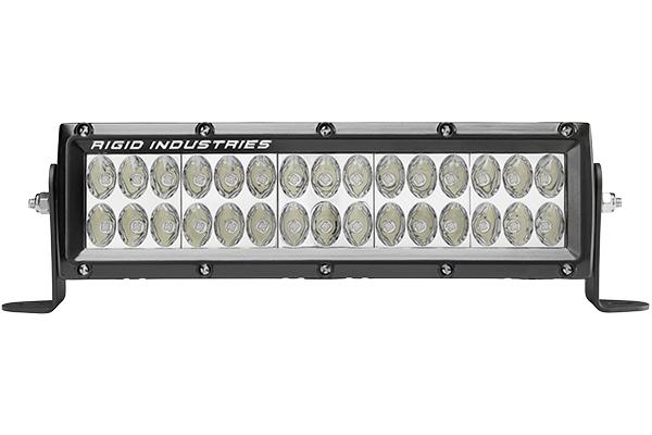 rigid industries e mark certified e2 series led light bars front
